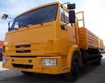 Бортовой КАМАЗ-4308
