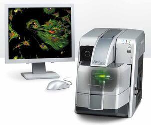 Флюоресцентный микроскоп Keyence BZ-8100