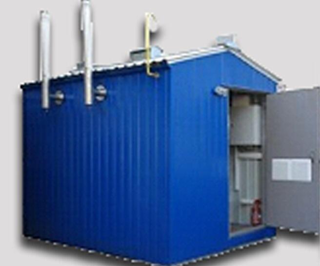 Транспортабельные котельные установки ТКУ, БКУ