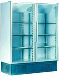 Шкаф холодильный Арктика стеклянный