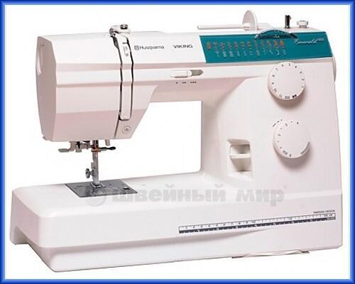 Электромеханическая швейная машина Husqvarna Emerald 122