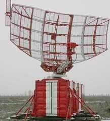 Первичный обзорный радиолокатор АОРЛ-1АП