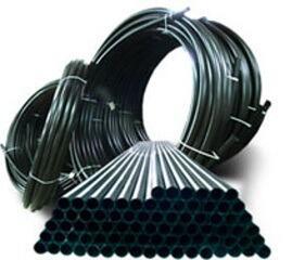 Труба ПЭ100 полиэтиленовая напорная/техническая