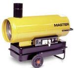 Жидкотопливные нагреватели Master (непрямой нагрев)
