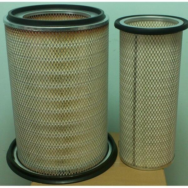 Фильтр воздушный в сборе, 600-182-3500/6114-80-7101. D65E-12 Komatsu
