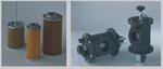 Фильтр гидравлический полнопоточный 4129280 на Экскаваторы Hitachi EX60-5