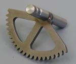 Сектор зубчатый 2001-19-14, Бульдозер Т-20.01