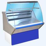 Витрина торговая холодильная среднетемпературная