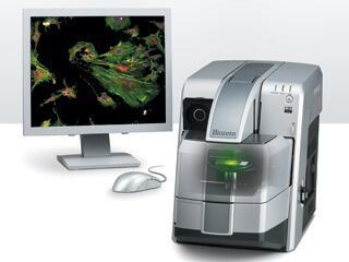 Флуоресцентный сканирующий микроскоп BZ-8100, BIOZERO