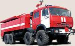 Автомобиль пожарный аэродромный АА-12/60 (63501)