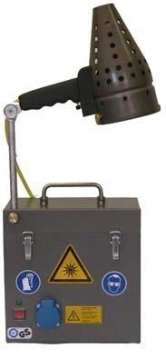 Лампа ультрафиолетовая Helling Superlight C 10 A-S