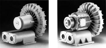 Вентиляторы Elektror, Серия SD (без двигателя)