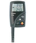 Логгер для регистрации данных температуры и влажности testo 177-H1