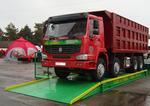 Весы автомобильные подкладные электронные поосного (помостового) взвешивания ВСУ-15000П-3