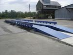 Весы автомобильные подкладные электронные поосного (помостового) взвешивания ВСУ-30000П-2