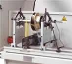 Горизонтальный балансировочный станок  UHK13-26-B