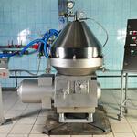 Сепаратор для удаления бактерий Ж5-Плава-ОБ-5