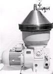 Сепараторы для пищевой промышленности. Сепаратор для осветления пивного сусла Ж5-ВСС-2