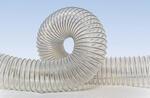 Гибкий полимерный воздуховод POLI (ГПВ-ПО500, Pro TEX PVC-500, PO, PO-500) из полиолефина диаметр 160 мм