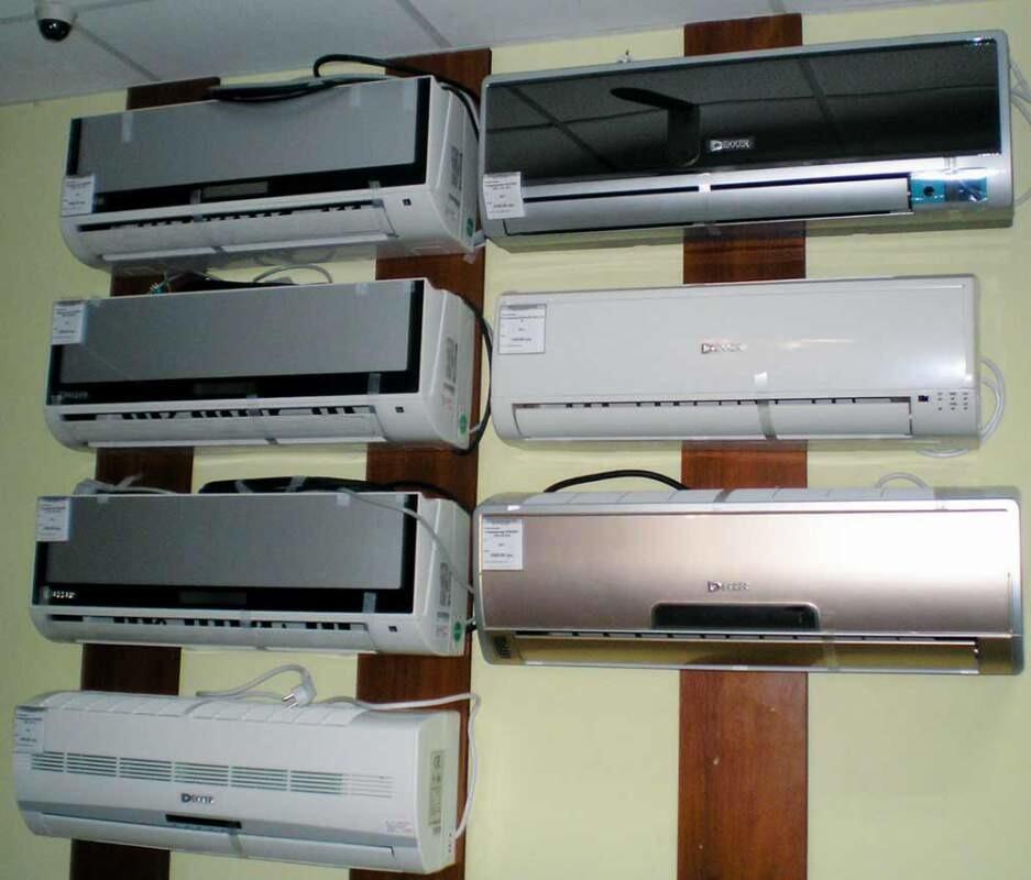 Оборудование систем кондиционирования