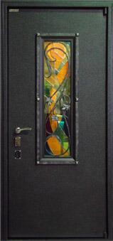 Дверь стальная входная
