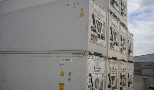 Рефрижераторные контейнеры