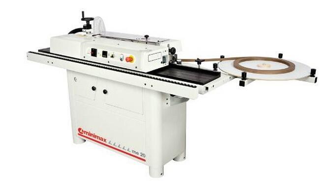 Автоматический кромкооблицовочный станок с клеевым бачком ME 20 Minimax scm, Jet(Китай)