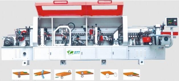 Автоматический кромкооблицовочный станок KDT450, LTT (Китай)