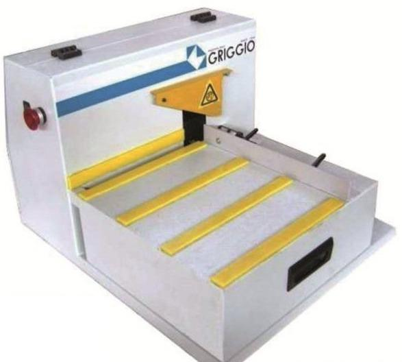 Станок кромкооблицовочный GRA/N для закругления углов - COMPACT, Griggio(Италия)