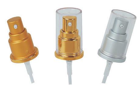 Косметические алюминиевые дозаторы CG-7#