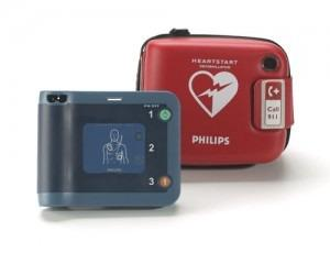 дефибриллятор HeartStart FRx, Philips