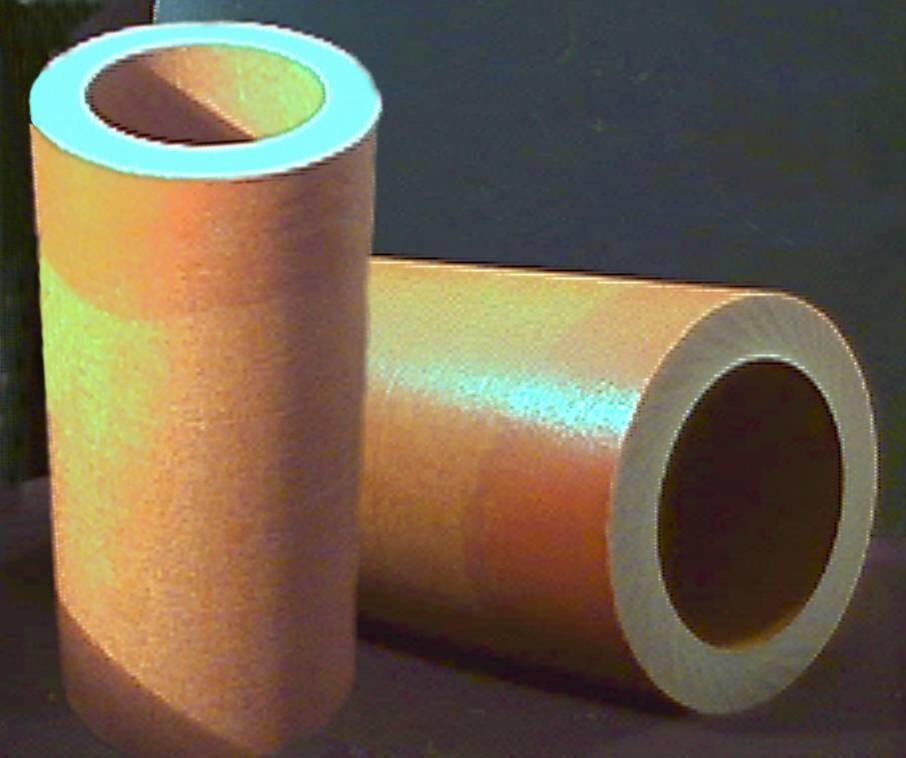Трубки электротехнические бумажно-бакелитовые