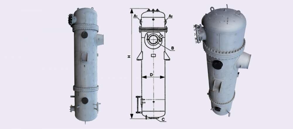 Подогреватель ПСВ-45-7-15