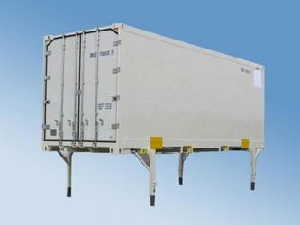 Рефрижераторный контейнер  20-футовые