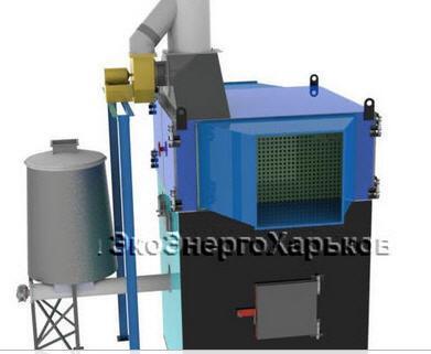 Теплогенераторы на твердом топливе для воздушного отопления своими руками