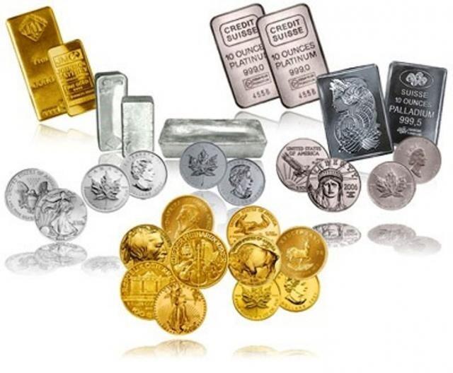драгоценные металлы вложить деньги термобелье