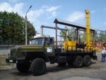 Буровая установка ГБУ-5М Оса
