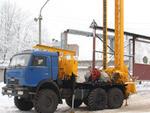 Буровая установка УРБ-10-2Ш Буран