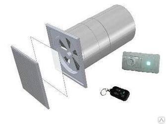 Приточно-вытяжной прибор УВРК-50
