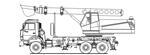 Экскаватор-планировщик EW-25М1