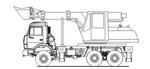 Экскаватор-планировщик 69041