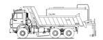 Автогудронатор СД-205