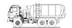 Цементовоз БЦМ-50.2