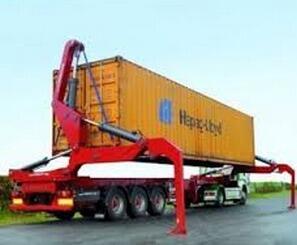 Лифтер для грузовых автомобилей