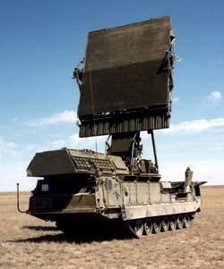 Радиолокационная станция 9С15 МТЗ