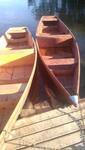 Лодка вёсельная LS-5200