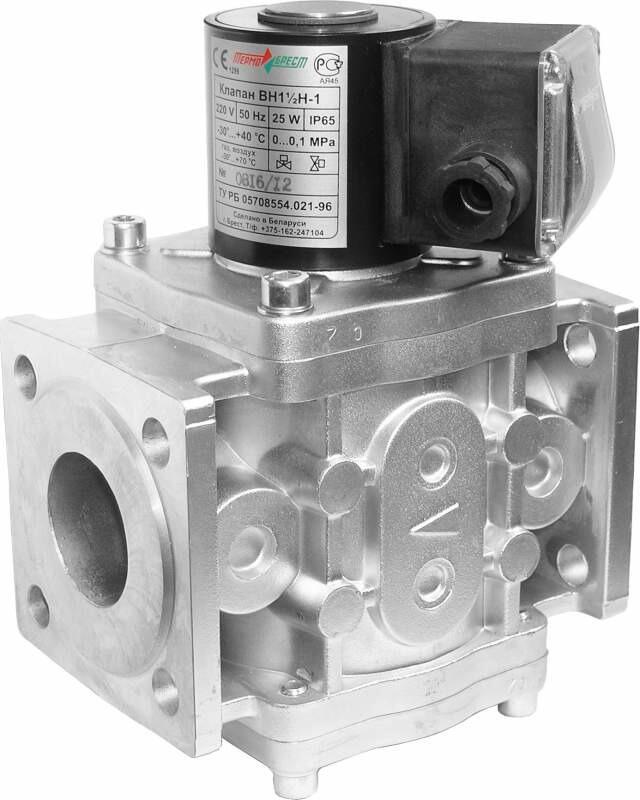 Клапан ВН 4Н-1Е У2 сталь