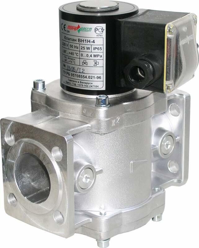 Клапан ВН 1 1/2Н-6 ФЛ.