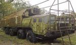 Машины командно-штабные МАЗ-543