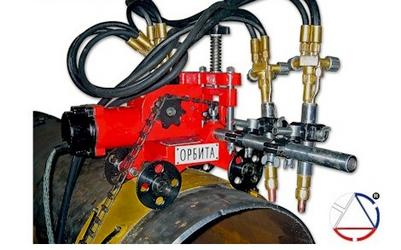 Машина газорезательная труборез ОРБИТА (для газопламенной резки трубного металлопроката)